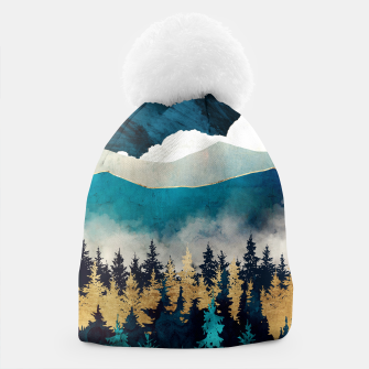 Thumbnail image of Evening Mist Beanie, Live Heroes