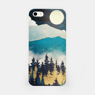 Thumbnail image of Evening Mist iPhone Case, Live Heroes