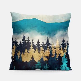 Thumbnail image of Evening Mist Pillow, Live Heroes