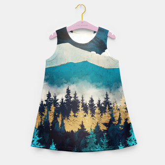 Thumbnail image of Evening Mist Girl's summer dress, Live Heroes