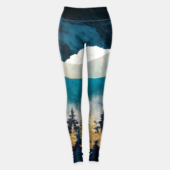Thumbnail image of Evening Mist Leggings, Live Heroes