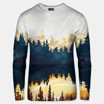 Thumbnail image of Fall Sunset II Unisex sweater, Live Heroes