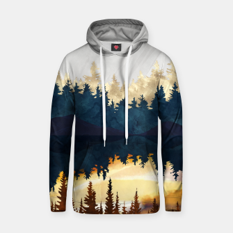 Thumbnail image of Fall Sunset II Hoodie, Live Heroes