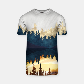 Thumbnail image of Fall Sunset II T-shirt, Live Heroes