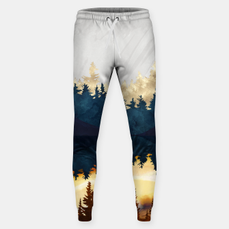 Thumbnail image of Fall Sunset II Sweatpants, Live Heroes