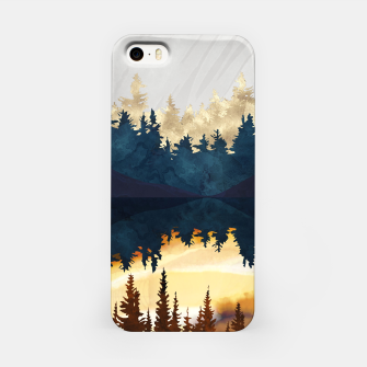 Thumbnail image of Fall Sunset II iPhone Case, Live Heroes