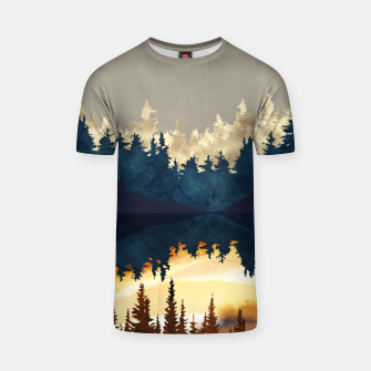 Thumbnail image of Fall Sunset I T-shirt, Live Heroes