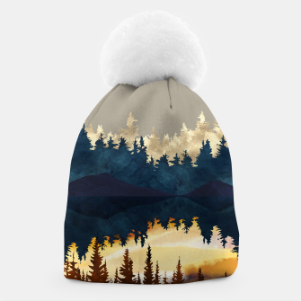 Thumbnail image of Fall Sunset I Beanie, Live Heroes