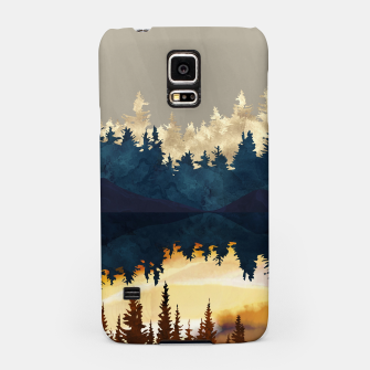 Thumbnail image of Fall Sunset I Samsung Case, Live Heroes