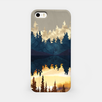 Thumbnail image of Fall Sunset I iPhone Case, Live Heroes
