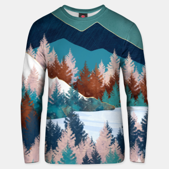 Summer Trees Unisex sweater thumbnail image