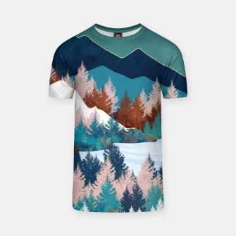 Thumbnail image of Summer Trees T-shirt, Live Heroes