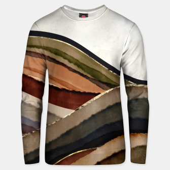 Fall Abstract I Unisex sweater thumbnail image