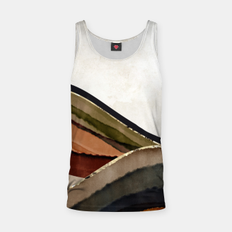Thumbnail image of Fall Abstract I Tank Top, Live Heroes