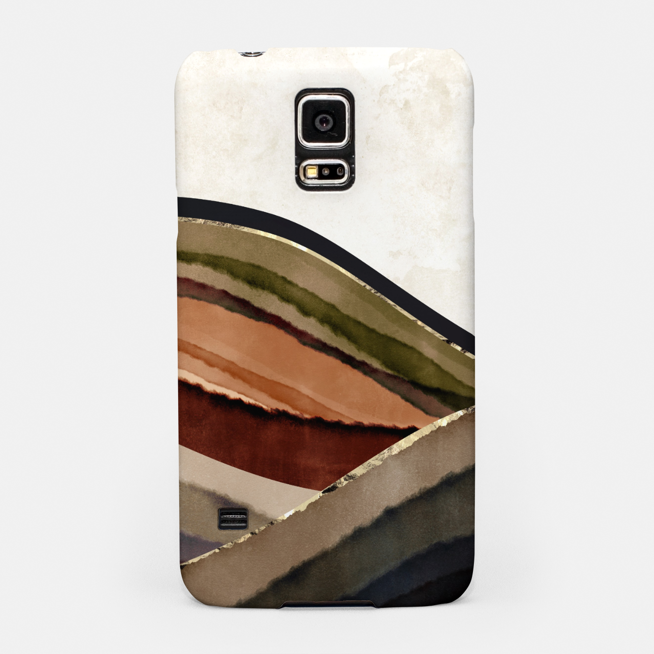 Image of Fall Abstract I Samsung Case - Live Heroes