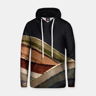 Thumbnail image of Fall Abstract II Hoodie, Live Heroes