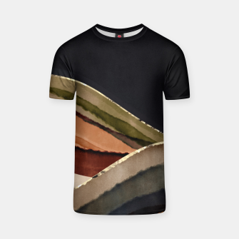 Thumbnail image of Fall Abstract II T-shirt, Live Heroes