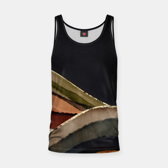 Thumbnail image of Fall Abstract II Tank Top, Live Heroes