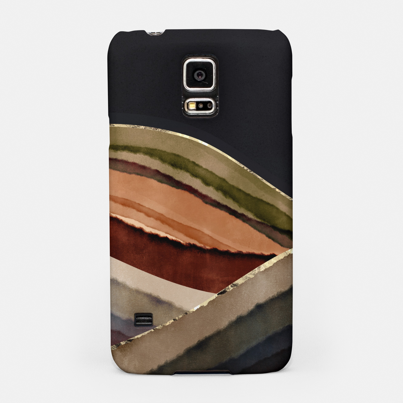 Image of Fall Abstract II Samsung Case - Live Heroes