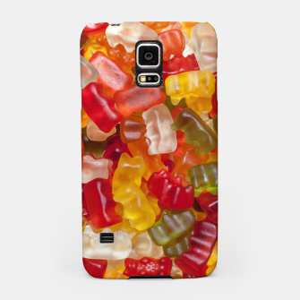 Thumbnail image of gummy Bear Samsung Case, Live Heroes