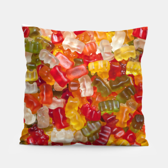 Thumbnail image of gummy Bear Pillow, Live Heroes