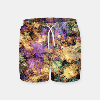 Thumbnail image of Wet stone Swim Shorts, Live Heroes