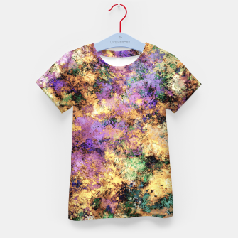Thumbnail image of Wet stone Kid's t-shirt, Live Heroes