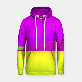 Miniatur Hikers in the Distance - Vibrant Variant Hoodie, Live Heroes