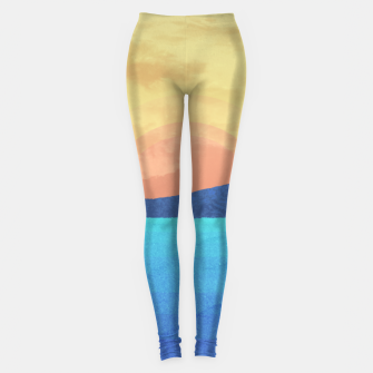 Miniatur Hikers in the Distance Leggings, Live Heroes