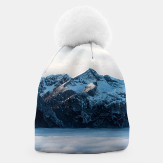 Thumbnail image of A sleeping giant Beanie, Live Heroes
