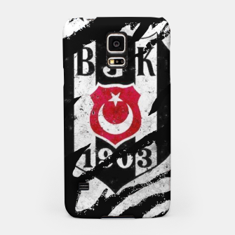 Thumbnail image of Besiktas 1903 BJK Turkey Football Club Fans Samsung Case, Live Heroes