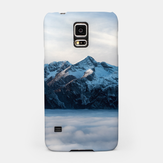 Miniatur A sleeping giant Samsung Case, Live Heroes