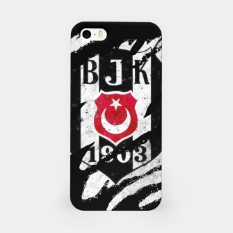 Thumbnail image of Besiktas 1903 BJK Turkey Football Club Fans iPhone Case, Live Heroes