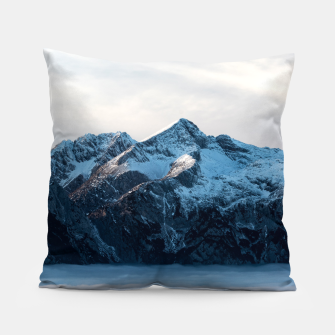 Miniatur A sleeping giant Pillow, Live Heroes