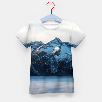 Thumbnail image of A sleeping giant Kid's t-shirt, Live Heroes