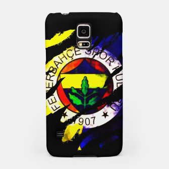 Thumbnail image of Fenerbahce 1907 Turkey Football Club Fans Samsung Case, Live Heroes