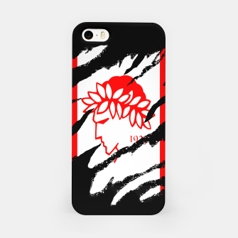 Thumbnail image of Olympiakos Gate 7 Piraeus Greece iPhone Case, Live Heroes