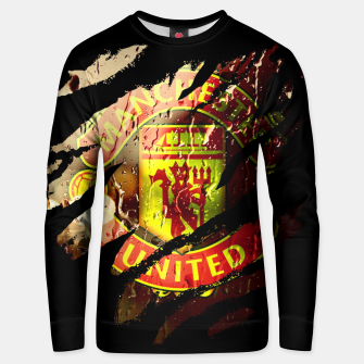 Thumbnail image of Manchester United Football Club Fans  Unisex sweater, Live Heroes