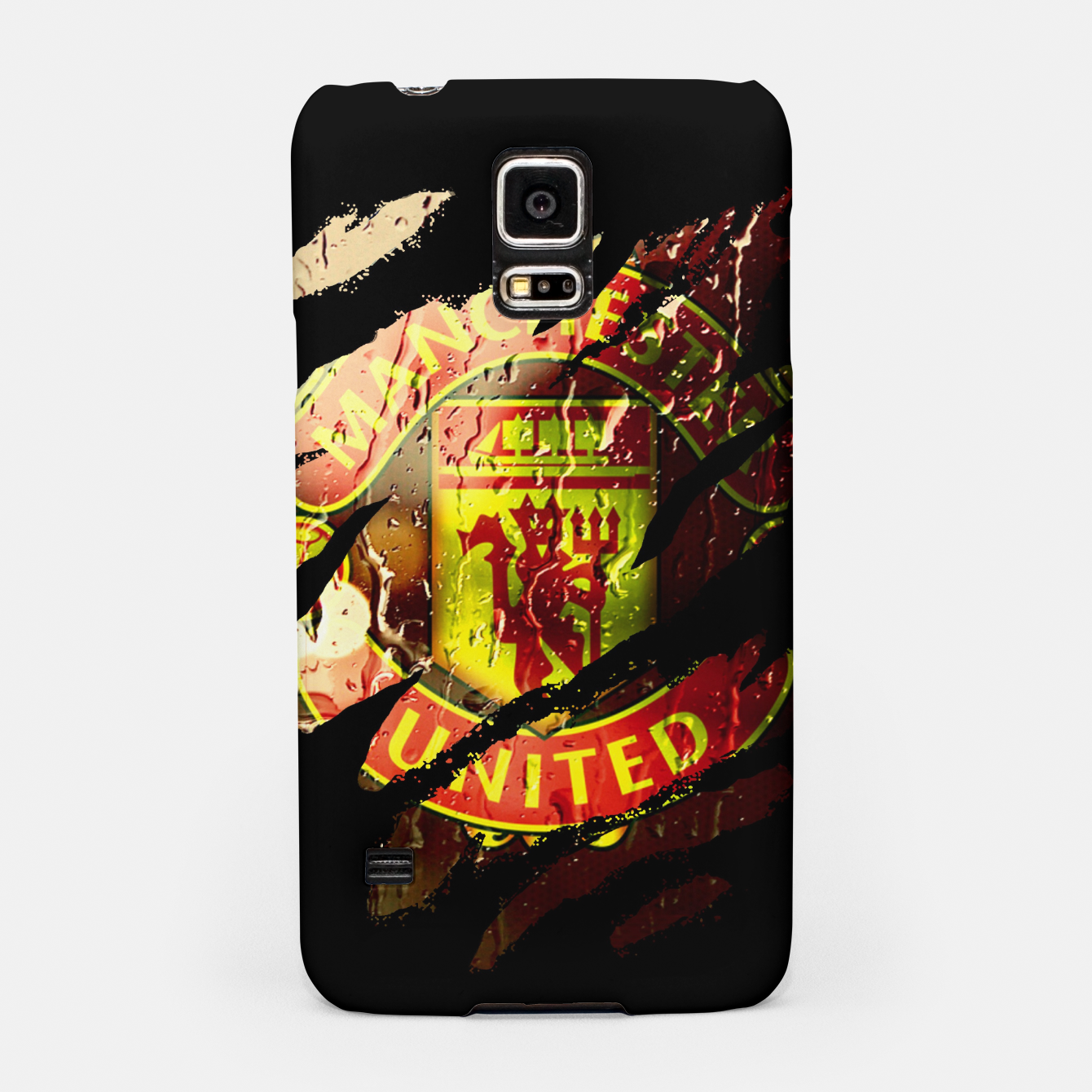 Image of Manchester United Football Club Fans  Samsung Case - Live Heroes