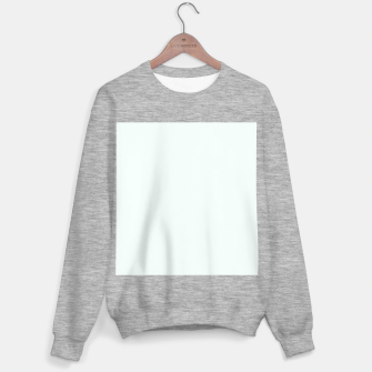 Thumbnail image of color mint cream Sweater regular, Live Heroes