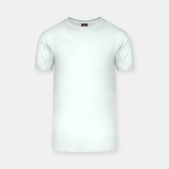 Thumbnail image of color mint cream T-shirt, Live Heroes