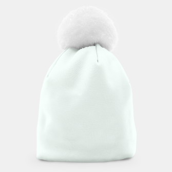 Thumbnail image of color mint cream Beanie, Live Heroes