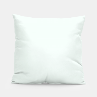 Thumbnail image of color mint cream Pillow, Live Heroes