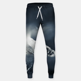 Thumbnail image of Darkness and chaos over the mountain Sweatpants, Live Heroes