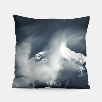 Thumbnail image of Darkness and chaos over the mountain Pillow, Live Heroes