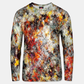 Thumbnail image of Silently smouldering Unisex sweater, Live Heroes