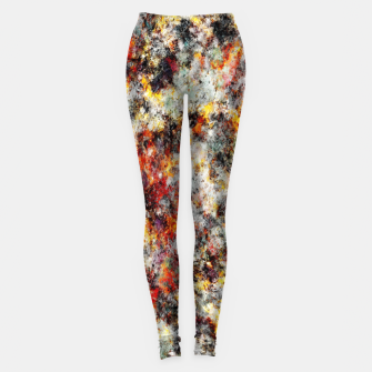 Thumbnail image of Silently smouldering Leggings, Live Heroes