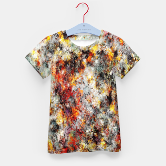 Thumbnail image of Silently smouldering Kid's t-shirt, Live Heroes