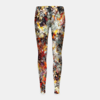 Thumbnail image of Silently smouldering Girl's leggings, Live Heroes