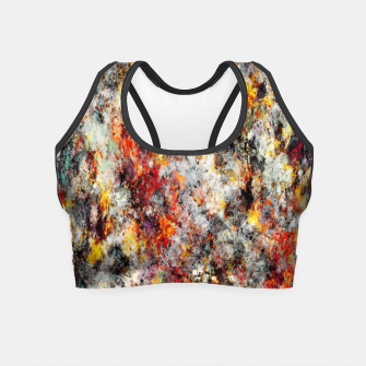 Thumbnail image of Silently smouldering Crop Top, Live Heroes